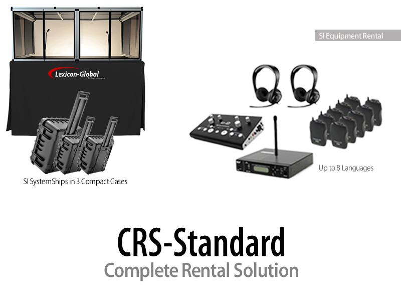 Complete Interpretation Solution for Rent - Translation Equipment Rental